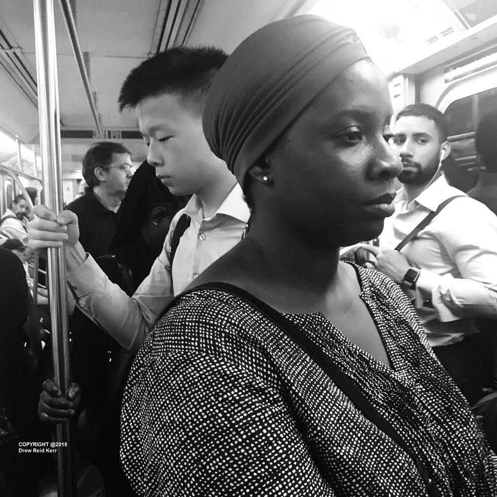 Faces of the 7 Train' Exhibit Abruptly Canceled by Queens Library