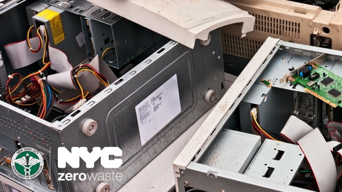 Get Rid Of Your Old Electronics At Flushing E Waste Recycling Event This Sunday
