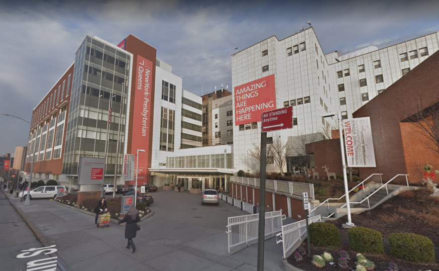 69-Year-Old-Man Slashes Nurse at New York-Presbyterian Hospital in